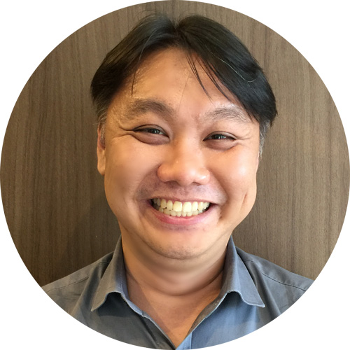 Moses Chew - clinical psychologist