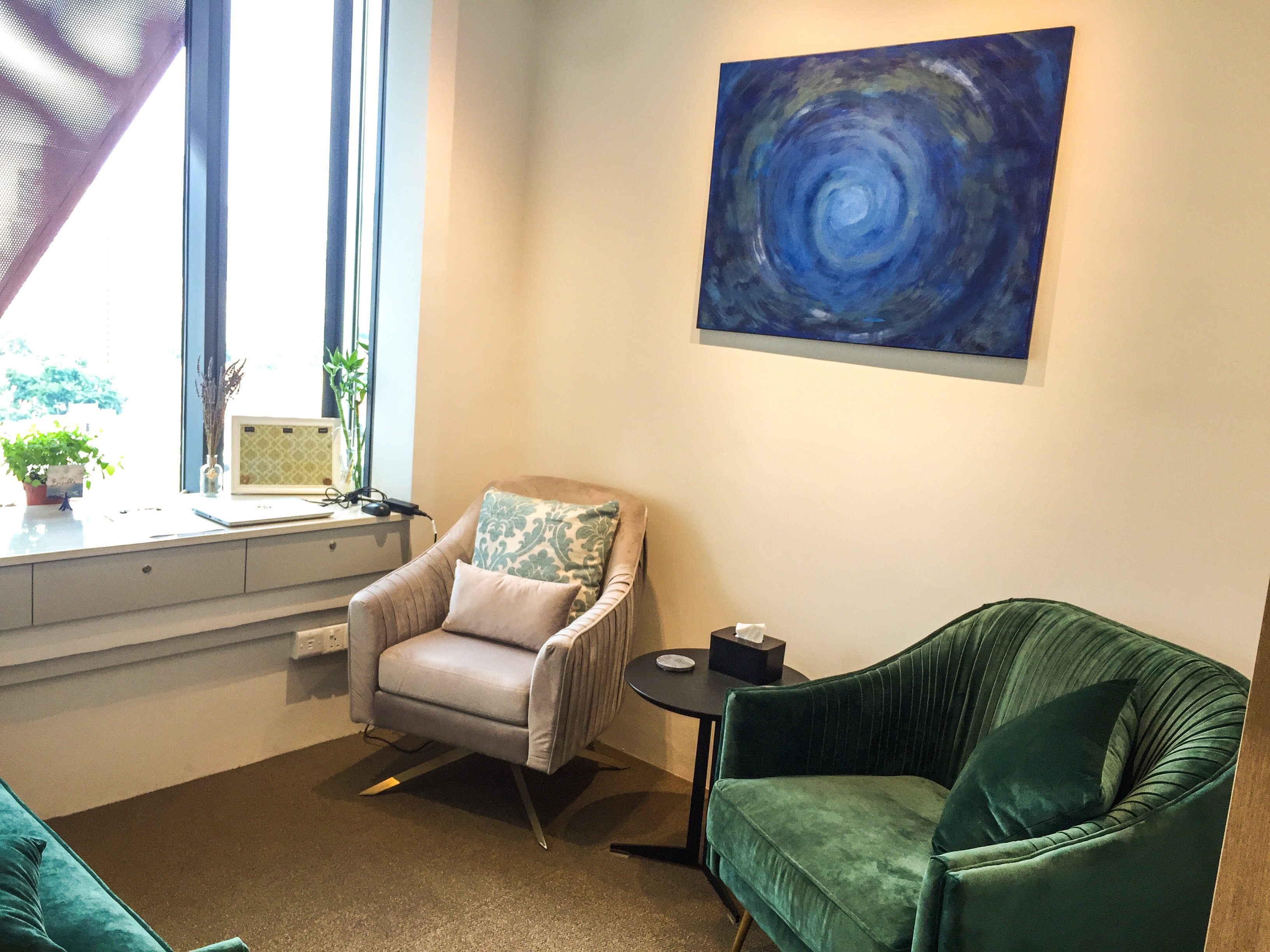 Therapy room - mind care suites